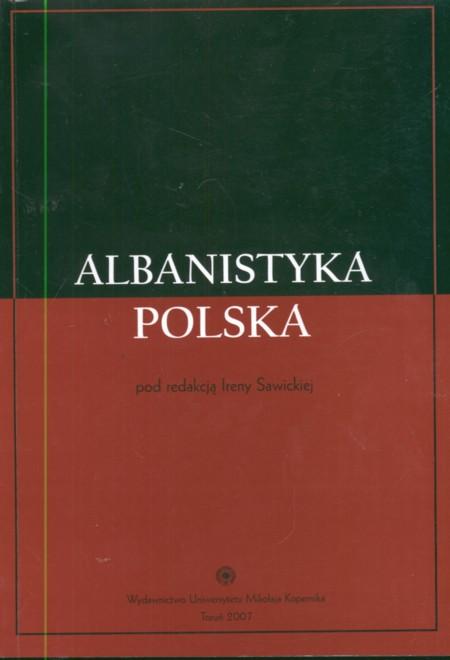 Albanistyka polska (red. Irena Sawicka)